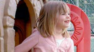Handout photograph shows missing British girl Madeleine McCann
